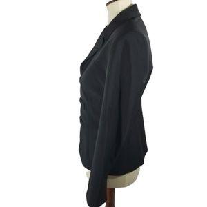 Vertigo Paris Jackets & Coats - Vertigo Paris Black military style blazer sz M